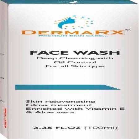 DermaRx Face wash